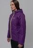 Nordski Light утепленная ветрозащитная куртка женская purple - 2