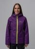 Nordski Light утепленная ветрозащитная куртка женская purple - 1