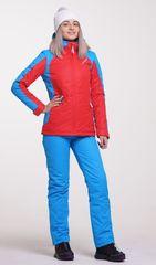 Nordski National женский лыжный прогулочный костюм красный