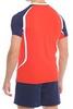 Волейбольная форма Asics Set Tiger Man красная - 1