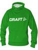 Толстовка Craft Flex Hood мужская green - 1