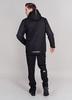 Nordski Urban утепленная куртка мужская черная - 4