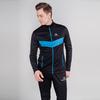 Лыжный утепленный костюм мужской Nordski Base Active black-blue - 2