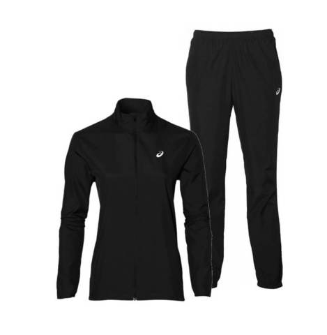 Asics Silver костюм для бега женский black