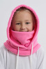 Балаклава флисовая Cool Zone розовая - 1