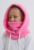 Балаклава флисовая Cool Zone розовая - 2