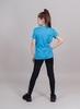 Nordski Jr Run футболка для бега детская blue - 3