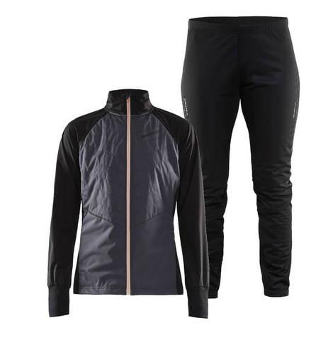 Craft Storm Balance 2020 лыжный костюм женский black