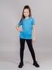 Nordski Jr Run футболка для бега детская blue - 2