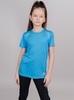 Nordski Jr Run футболка для бега детская blue - 1