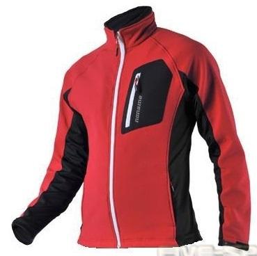 Лыжная куртка Noname Keep moving (красная)