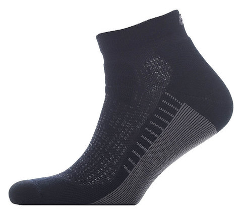 Asics Ultra Comfort Quarter Sock носки черные
