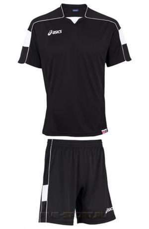Asics Set Goal Форма футбольная black
