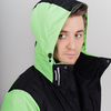 Nordski Extreme горнолыжный костюм мужской lime - 4