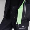 Nordski Extreme горнолыжный костюм мужской lime - 7