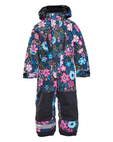 8848 Altitude Karel Min детский горнолыжный комбинезон flower