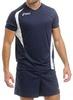 Asics Set End Man форма волейбольная мужская темно-синяя - 1