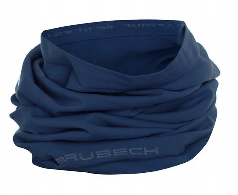 Brubeck многофункциональная бандана труба темно-синяя