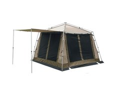 Alexika China House Alu тент палатка бежевая