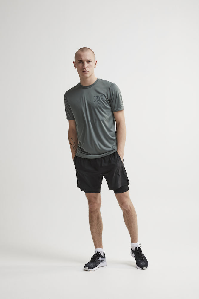 Craft Eaze SS Graghic футболка спортивная мужская - 5
