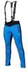 Victory Code Dynamic разминочный лыжный костюм с лямками blue-blue - 4
