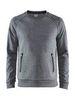 Craft Emotion спортивный свитшот мужской grey - 1