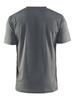Craft Prime Run мужская спортивная футболка серая - 2