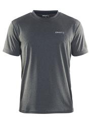 Craft Prime Run мужская спортивная футболка серая