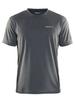 Craft Prime Run мужская спортивная футболка серая - 1