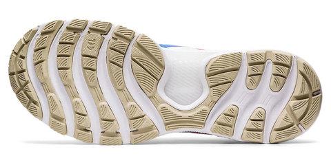 Asics Gel Nimbus 22 кроссовки для бега мужские белые