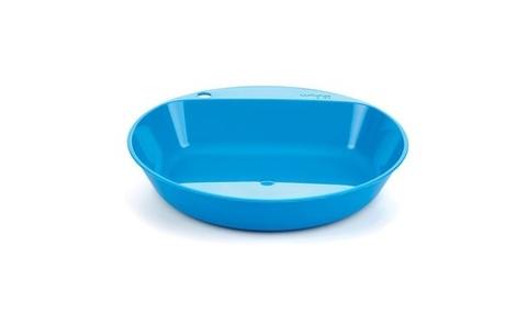 Wildo Camper Plate Deep глубокая туристическая тарелка light blue