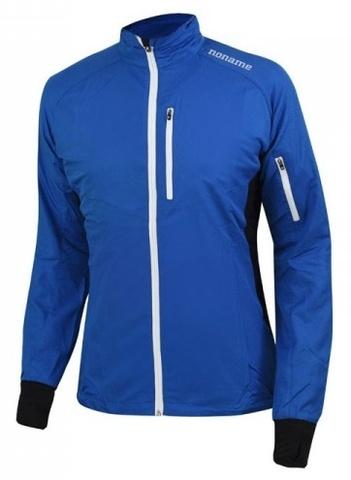 NONAME ROBIGO куртка для бега унисекс синяя