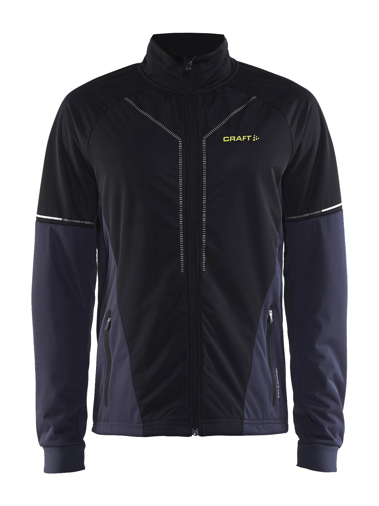 CRAFT STORM 2.0 мужская лыжная куртка черная