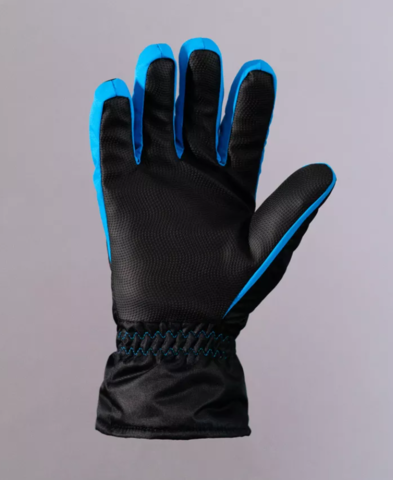 Nordski Arctic Membrane перчатки мембранные black-aquamarine