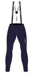 Nordski Premium 2020 разминочные брюки женские blueberry