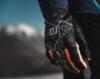 Bjorn Daehlie Speed Synthetic перчатки лыжные черные-оранжевые - 3