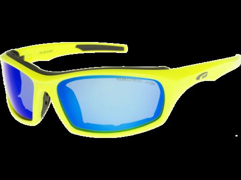 Goggle Kover P спортивные солнцезащитные очки yellow