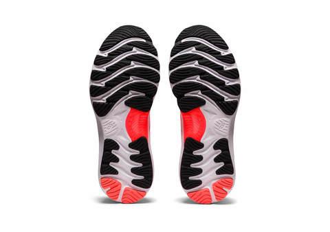 Asics Gel Nimbus 23 Tokyo кроссовки для бега женские белые-коралловые