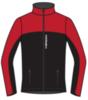 Nordski Active лыжная куртка женская красная-черная - 4