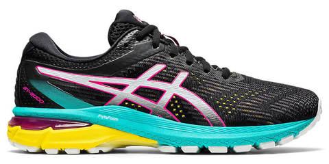 Asics Gt 2000 8 Trail кроссовки беговые женские черные