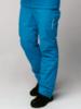 Nordski Premium теплые лыжные брюки женские синие - 1