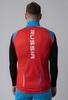 Nordski Premium лыжный жилет мужской red-blue - 3