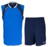 Волейбольная форма Asics Set Volley Smu синяя - 1