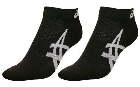Комплект носков Asics 2ppk 1000 Series черные