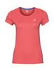 Odlo Active F-Dry Light женское термобелье футболка розовая - 1