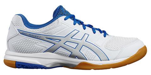 Asics Gel Rocket 8 мужские волейбольные кроссовки white