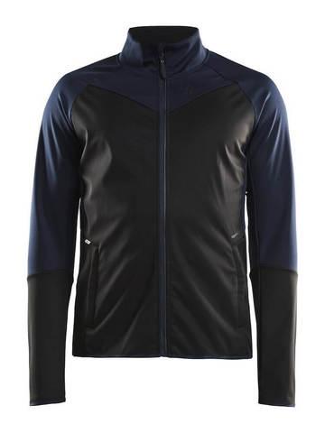 Craft Glide XC лыжная куртка мужская black-blue