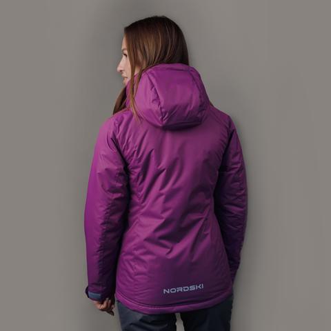 Nordski Motion утепленная куртка женская