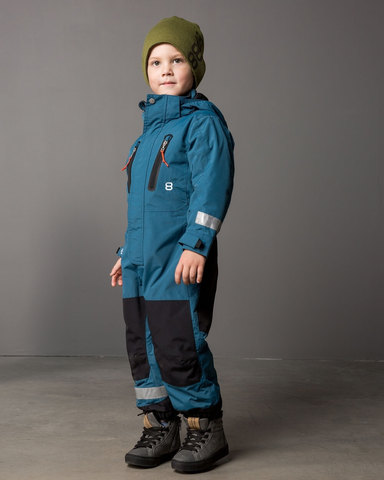 8848 Altitude Karel детский горнолыжный комбинезон deep dive