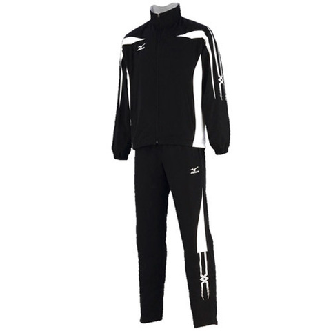 Спортивный костюм Mizuno Woven Track Suit чёрный